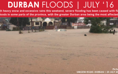 Durban Flood Victims – July 2016