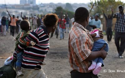 Durban Xenophobia Response – April 2015