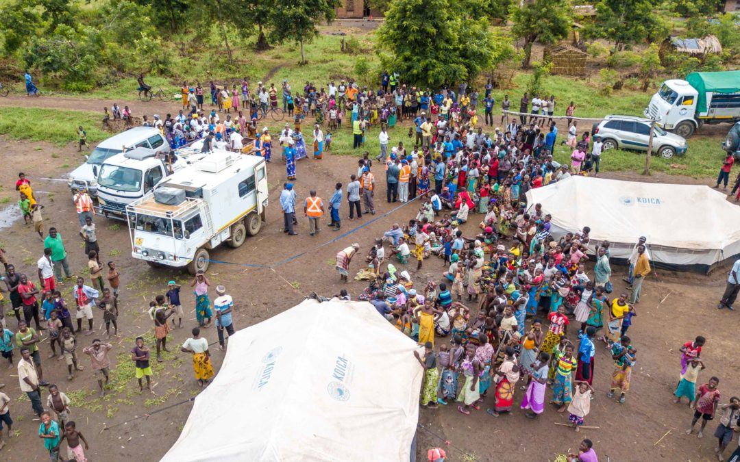 Malawi Flood Response – March 2019